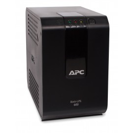 No-break, APC, Back-UPS 600VA, 115/220V, Brasil