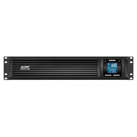 No-break, APC, Smart-UPS C 1500VA, Rack Mounted 2U, 230V, Brasil