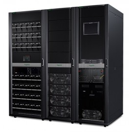 No-break, APC, Symmetra PX 100KW Scalable to 250KW Without Maintenance Bypass or Distribution-Parallel Capable