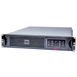 No-break, APC, Smart-UPS 2200 VA, conexão USB e serial, para rack, 2U, 230V